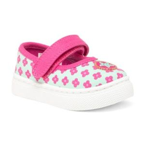 The Mermaid Strap Mary Jane Sneakers - 9T